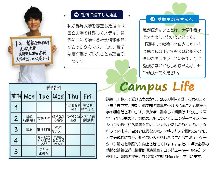 キャンパスライフ01