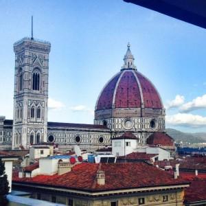 フィレンツェのシンボル ドーモ